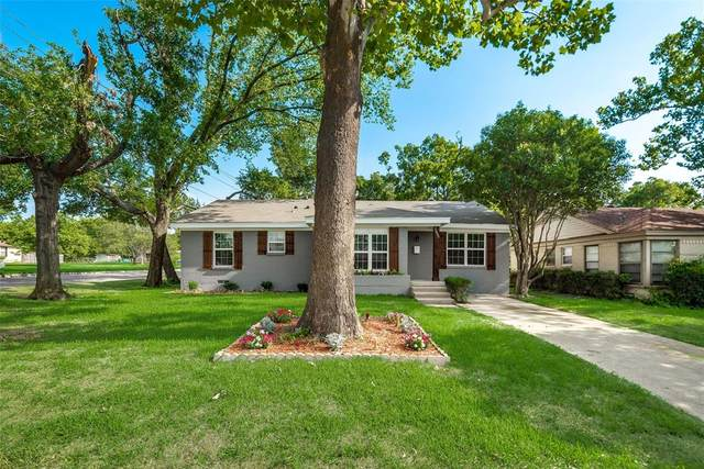 2830 Lockhart Avenue, Dallas, TX 75228 (MLS #14378955) :: The Heyl Group at Keller Williams