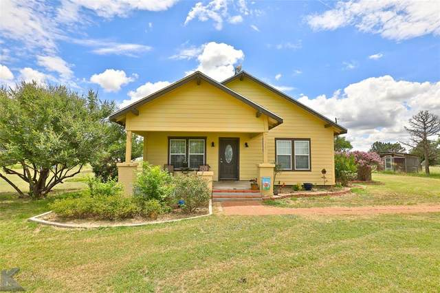 1351 Potosi Road, Abilene, TX 79602 (MLS #14378960) :: The Chad Smith Team