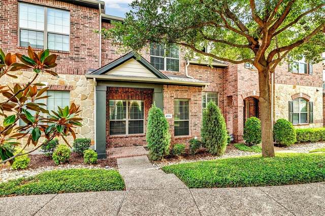 4233 Swan Forest Drive C, Carrollton, TX 75010 (MLS #14378965) :: All Cities USA Realty