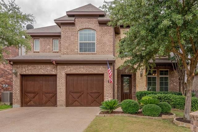 2128 Serene Court, Keller, TX 76248 (MLS #14378983) :: Justin Bassett Realty