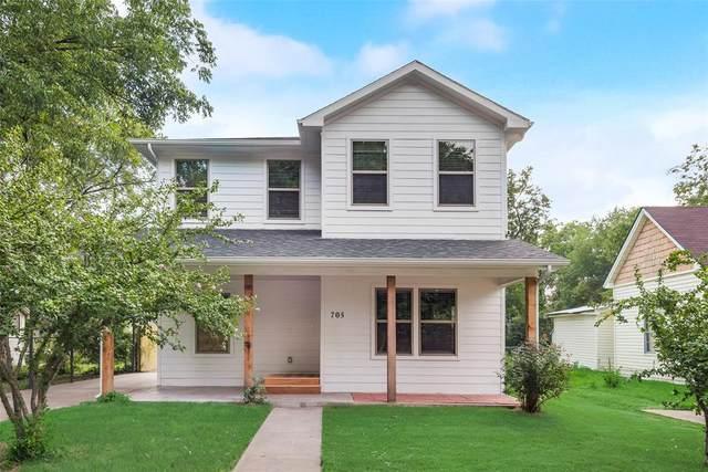 705 Beech Street, Bonham, TX 75418 (MLS #14379003) :: The Kimberly Davis Group
