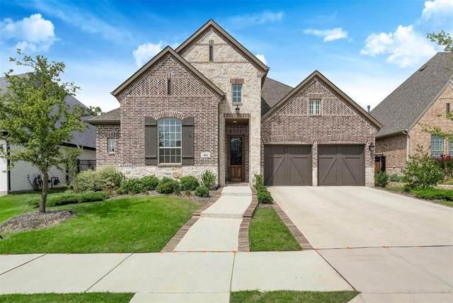 861 Moorland Pass Drive, Prosper, TX 75078 (MLS #14379006) :: The Kimberly Davis Group