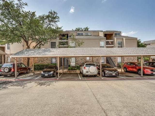 14277 Preston Road #912, Dallas, TX 75254 (MLS #14379011) :: Real Estate By Design