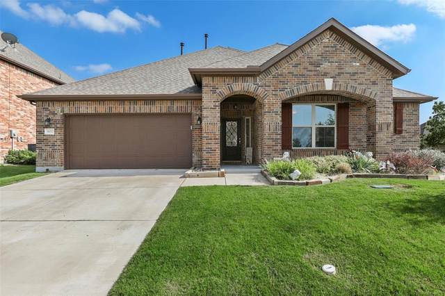 1600 Settlement Way, Aubrey, TX 76227 (MLS #14379019) :: The Mitchell Group