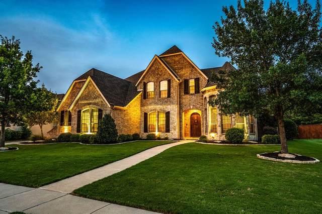 1905 Denali Lane, Keller, TX 76248 (MLS #14379025) :: The Hornburg Real Estate Group
