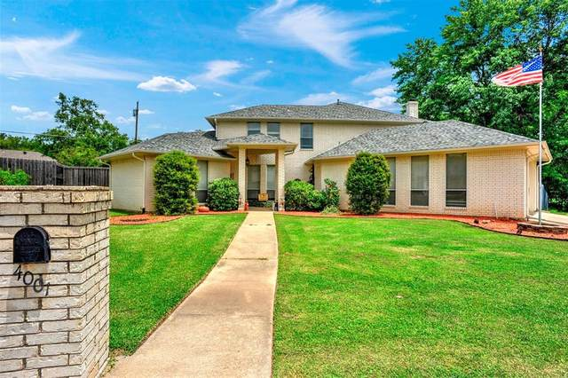 4001 Crescent Valley Circle, Denison, TX 75020 (MLS #14379037) :: Real Estate By Design