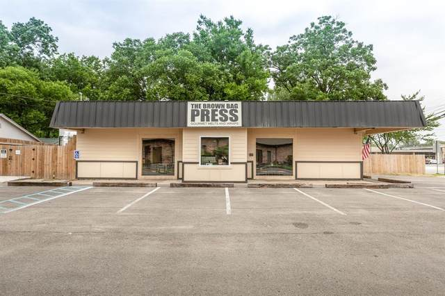 901 N Center Street, Bonham, TX 75418 (MLS #14379096) :: The Kimberly Davis Group