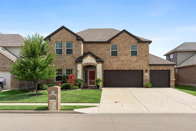 1213 Mesa Crest Drive, Fort Worth, TX 76052 (MLS #14379102) :: Century 21 Judge Fite Company