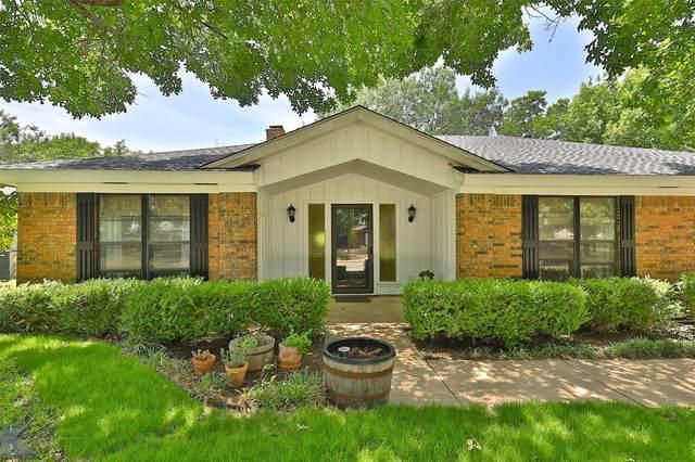 3710 Santa Monica Drive, Abilene, TX 79605 (MLS #14379103) :: Team Tiller