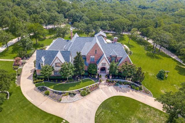 624 Dove Creek Road, Bartonville, TX 76226 (MLS #14379119) :: The Daniel Team