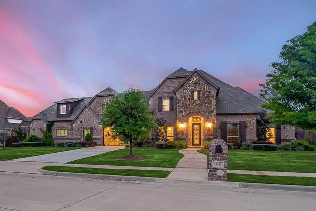 316 Calais Drive, Keller, TX 76248 (MLS #14379137) :: Trinity Premier Properties