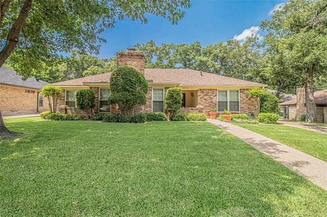4003 Fort Branch Drive, Arlington, TX 76016 (MLS #14379154) :: The Mauelshagen Group
