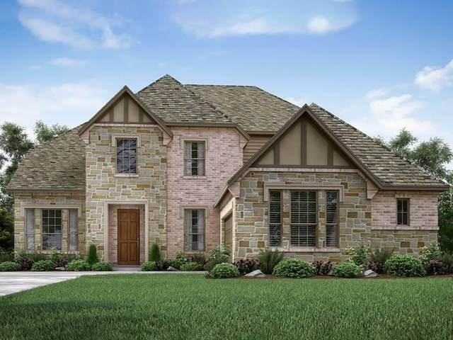 13458 Vineyard Lane, Frisco, TX 75035 (MLS #14379160) :: The Kimberly Davis Group
