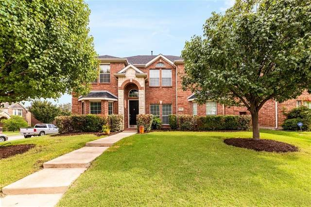 10586 Astoria Drive, Frisco, TX 75035 (MLS #14379173) :: Real Estate By Design