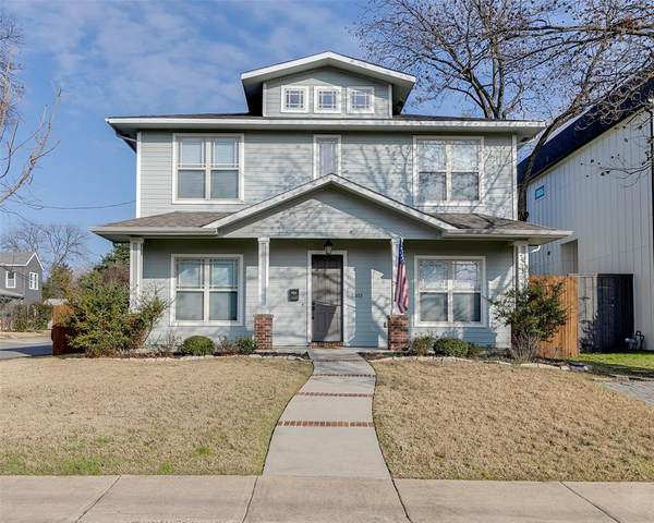 5303 Bonita Avenue, Dallas, TX 75206 (MLS #14379235) :: Robbins Real Estate Group