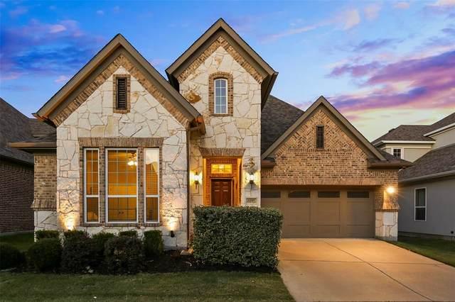 6209 Pete Dye Road, Mckinney, TX 75070 (MLS #14379246) :: Justin Bassett Realty