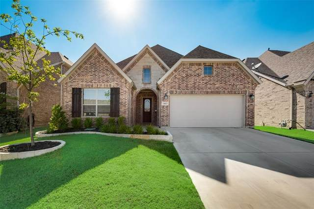 14813 Cedar Gap Place, Fort Worth, TX 76262 (MLS #14379255) :: The Mitchell Group
