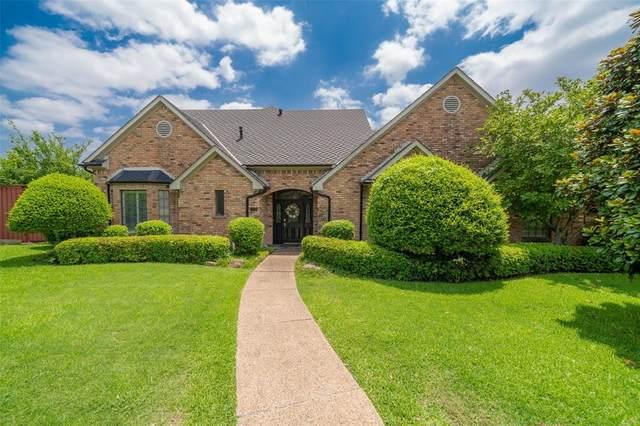 7036 Mumford Street, Dallas, TX 75252 (MLS #14379264) :: Trinity Premier Properties