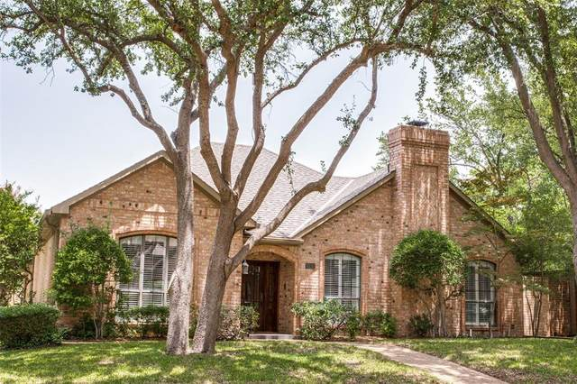 7230 Lane Park Drive, Dallas, TX 75225 (MLS #14379288) :: Bray Real Estate Group