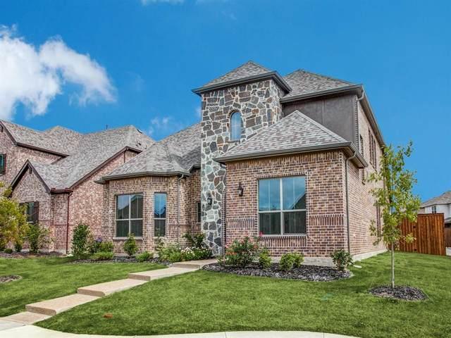 1608 Trowbridge Circle, Rockwall, TX 75032 (MLS #14379329) :: Team Tiller