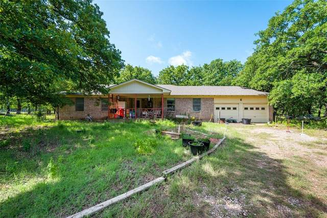 102 El Colina Road, Weatherford, TX 76085 (MLS #14379332) :: The Heyl Group at Keller Williams