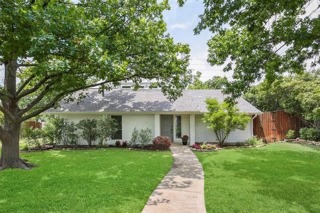 8071 Moss Meadows Drive, Dallas, TX 75231 (MLS #14379342) :: Justin Bassett Realty