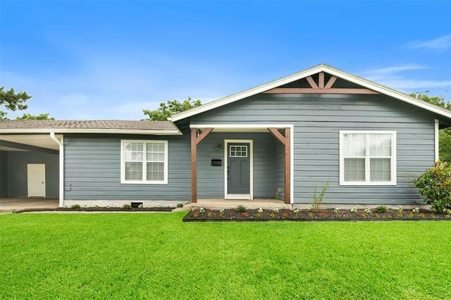 401 1st Street, Whitesboro, TX 76273 (MLS #14379353) :: Real Estate By Design