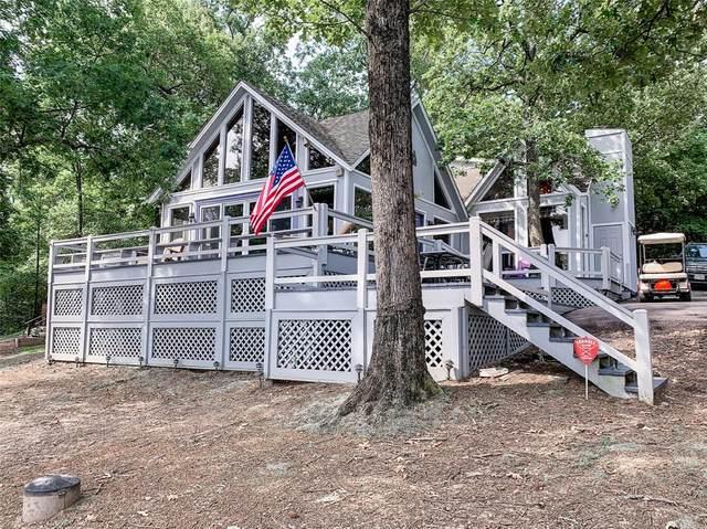 106 Barker Creek, Scroggins, TX 75480 (MLS #14379367) :: The Rhodes Team