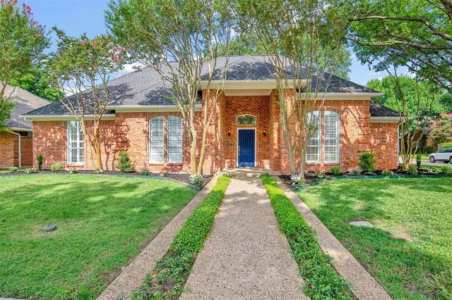18611 Sagewood Drive, Dallas, TX 75252 (MLS #14379374) :: Trinity Premier Properties