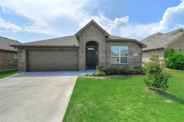 2548 Old Buck Drive, Weatherford, TX 76087 (MLS #14379412) :: The Heyl Group at Keller Williams