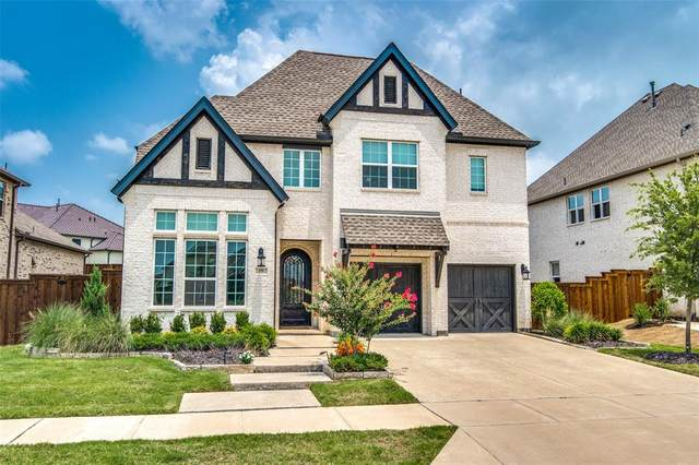 456 Daylight Drive, Frisco, TX 75036 (MLS #14379424) :: EXIT Realty Elite