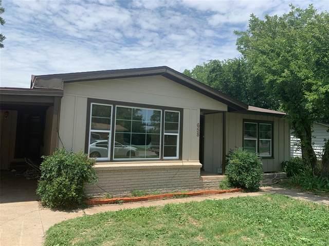 658 E North 23rd Street, Abilene, TX 79601 (MLS #14379425) :: Century 21 Judge Fite Company