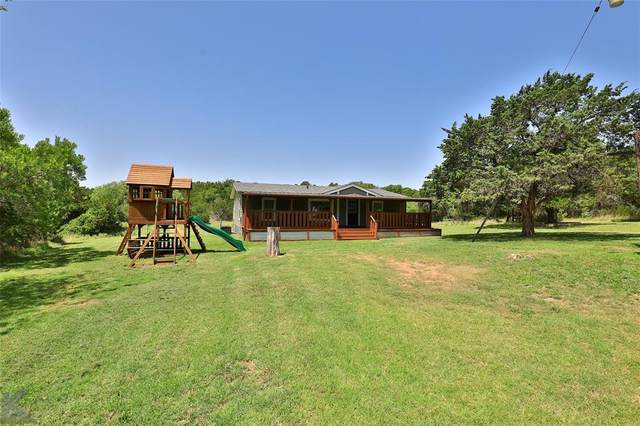 257 County Road 606, Tuscola, TX 79562 (MLS #14379426) :: Real Estate By Design