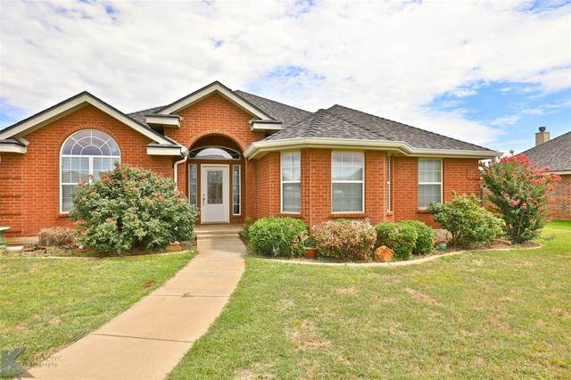 290 Ruger Street, Tuscola, TX 79562 (MLS #14379434) :: The Mitchell Group