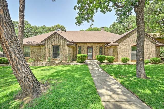 6409 Shorewood Drive, Arlington, TX 76016 (MLS #14379457) :: The Hornburg Real Estate Group