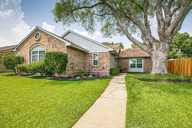 7505 Pebble Beach Drive, Rowlett, TX 75088 (MLS #14379473) :: Real Estate By Design