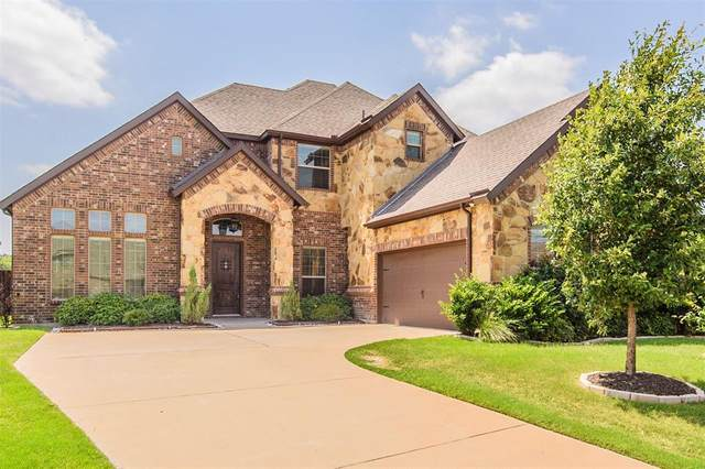 201 Double Creek Drive, Midlothian, TX 76065 (MLS #14379476) :: The Hornburg Real Estate Group
