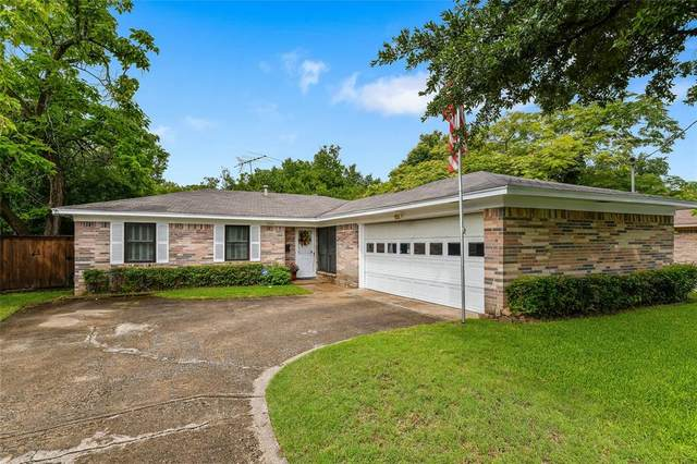 7759 Claremont Drive, Dallas, TX 75228 (MLS #14379481) :: Bray Real Estate Group