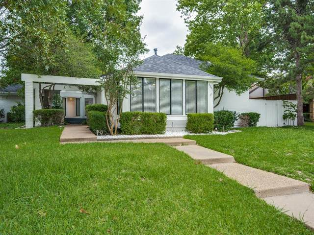 5831 Smoke Glass Trail, Dallas, TX 75252 (MLS #14379482) :: Trinity Premier Properties