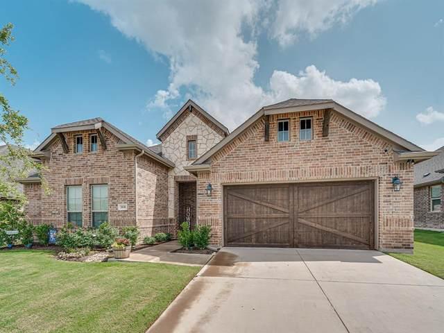 3838 Arbor Grove Trail, Midlothian, TX 76065 (MLS #14379503) :: The Hornburg Real Estate Group