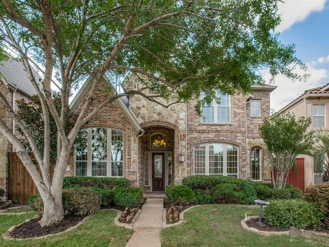 6505 Riveredge Drive, Plano, TX 75024 (MLS #14379510) :: The Mitchell Group