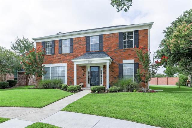 2909 Clearwater Drive, Mesquite, TX 75181 (MLS #14379516) :: The Kimberly Davis Group