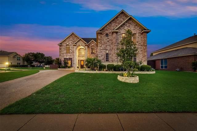 1121 Rosemont Drive, Desoto, TX 75115 (MLS #14379519) :: Century 21 Judge Fite Company