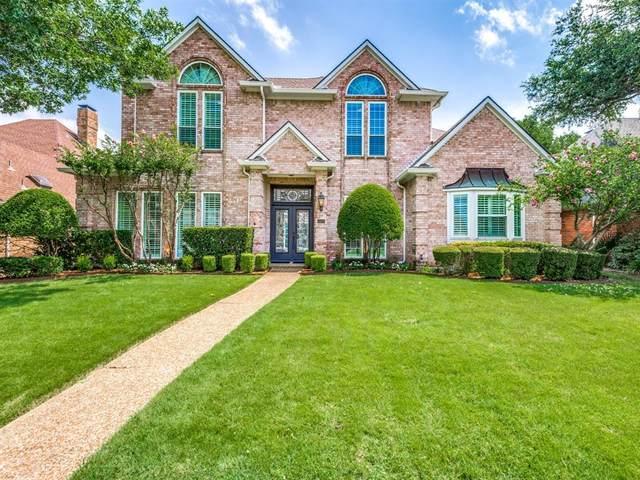 4423 Shadow Glen Drive, Dallas, TX 75287 (MLS #14379524) :: Justin Bassett Realty