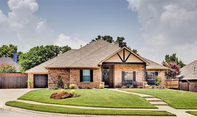 1609 Cordero Court, Denton, TX 76210 (MLS #14379529) :: The Mitchell Group