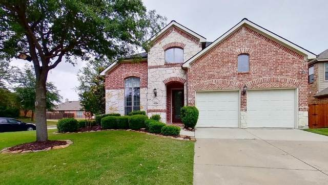 6080 Brookhill Lane, Frisco, TX 75034 (MLS #14379534) :: All Cities USA Realty
