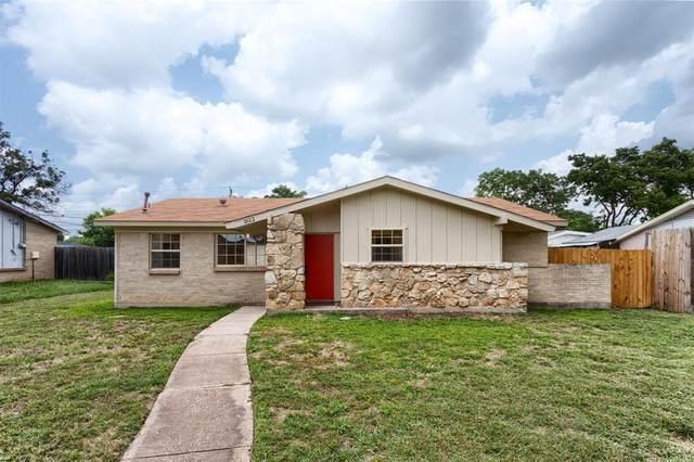 1612 Debbie Drive, Plano, TX 75074 (MLS #14379538) :: Trinity Premier Properties