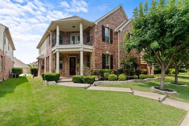 809 Panther Lane, Allen, TX 75013 (MLS #14379547) :: The Good Home Team