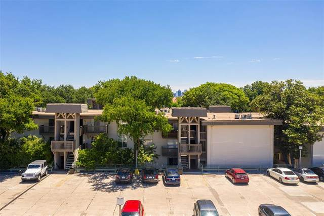 4859 Cedar Springs Road #133, Dallas, TX 75219 (MLS #14379552) :: Results Property Group
