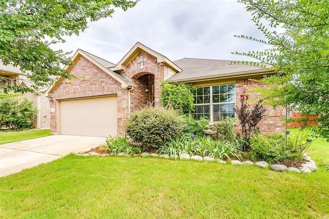 1332 Hearthstone Drive, Burleson, TX 76028 (MLS #14379557) :: The Chad Smith Team